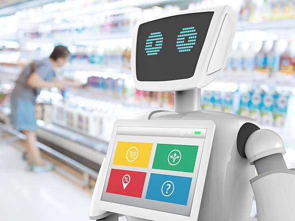Two thirds of shoppers want AI to be a priority for retailers | News |  Research Live