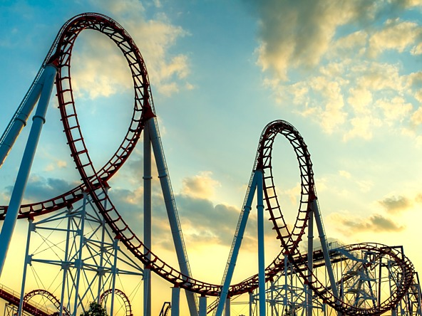 Spicy food, roller coasters and digital disruption