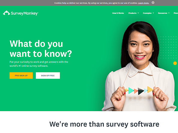 SurveyMonkey files for IPO | News | Research Live