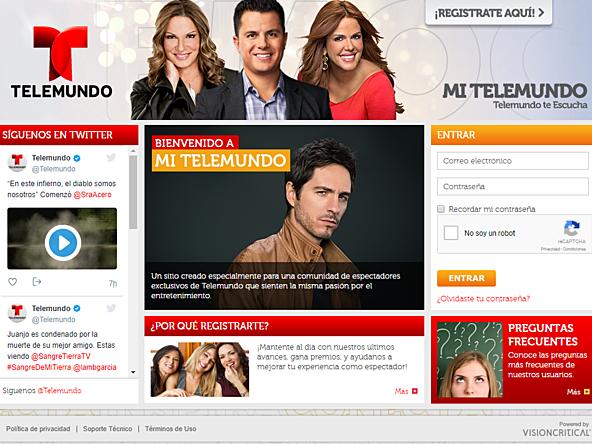 Telemundo partners with Maru/Matchbox | News | Research Live